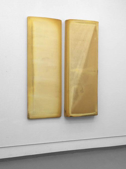 Untitled, Schaumstoffmatratze, 210x100cm, 2020