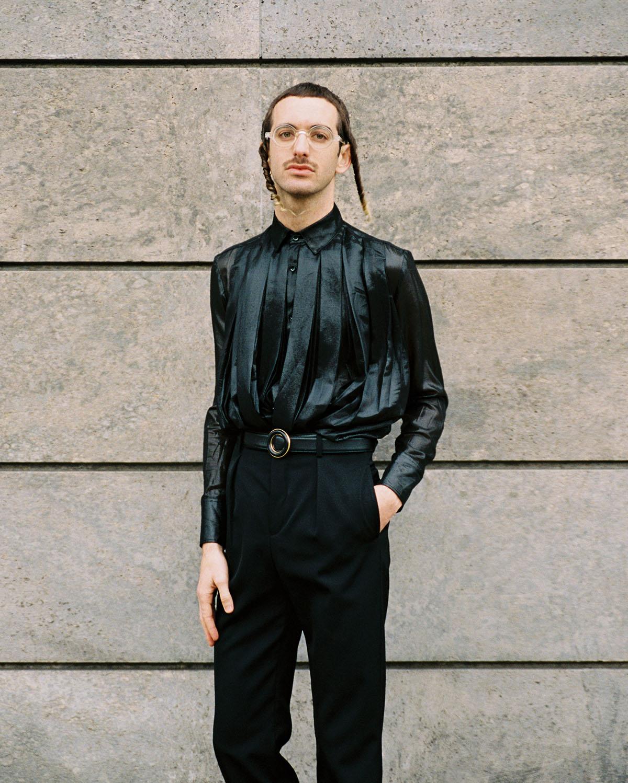 künstler interview berlin  Navot Miller
