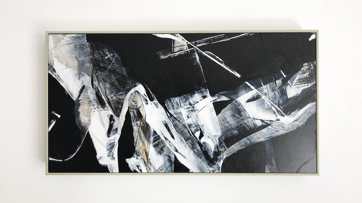 RIDEGEWAY II - 50 x 25 cm