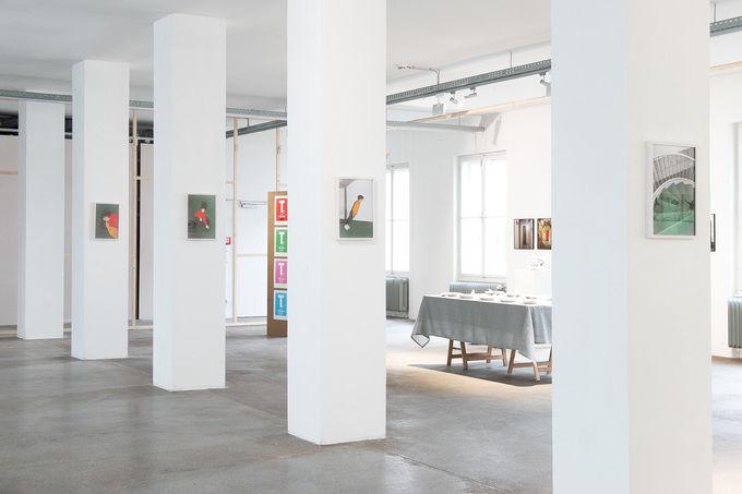 Ansicht: Valentin Backhaus, Katrin Froschauer, Lou/Jay, 4-teilige Fotoserie, 2019