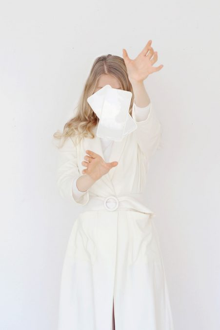 SELFOBSERVATIONS Franziska Ostermann, 2020
