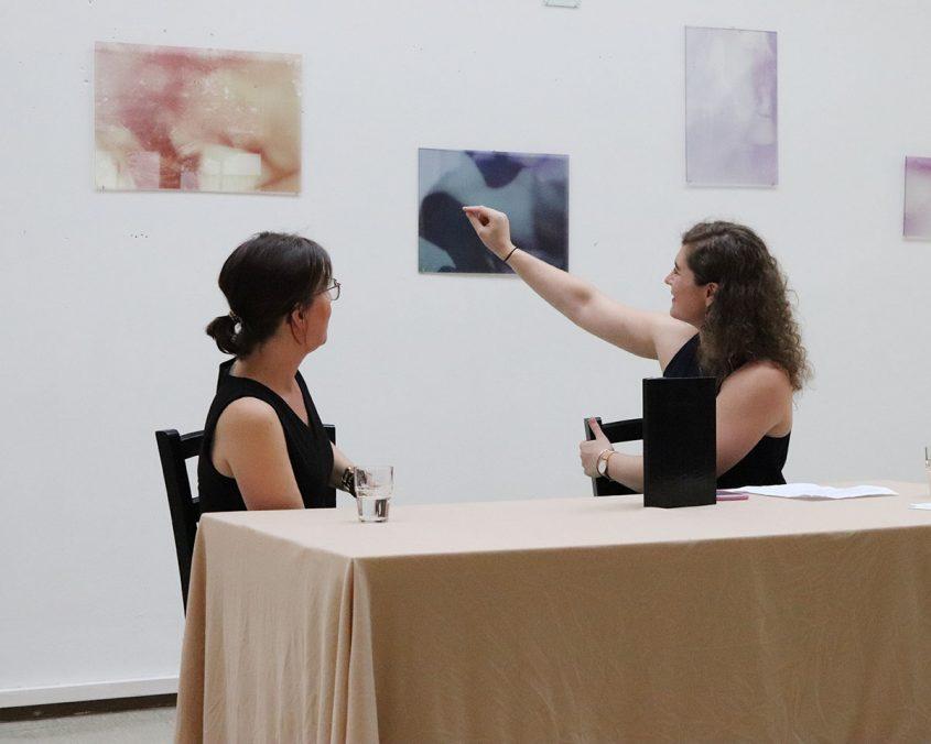 Artist Interview mit Michaela Putz