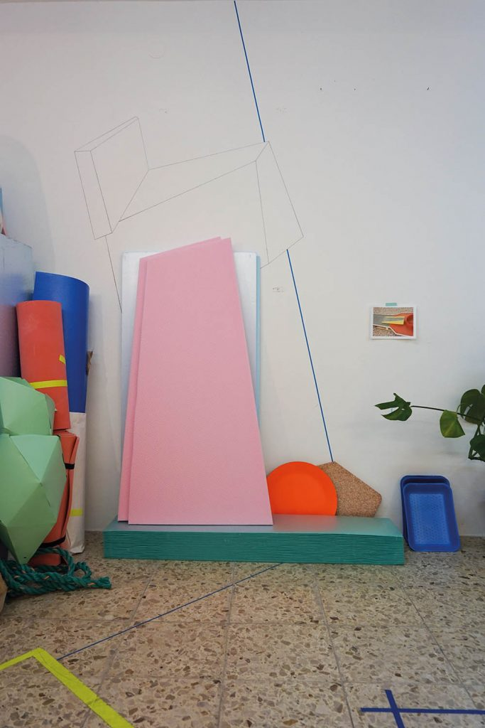 Künstlerin Petra Gell