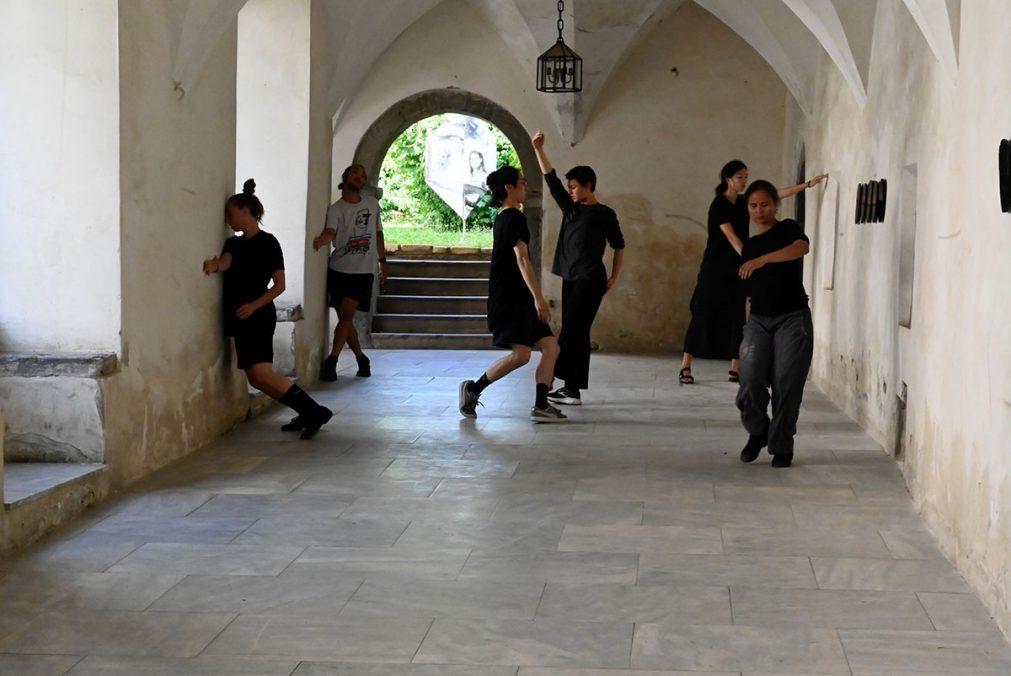 Andrea K. Schlehwein - büro für tanz | theater | produktione