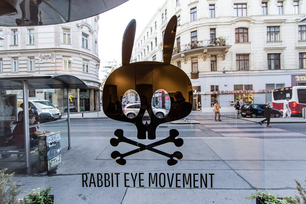 Rabbit Eye Movement