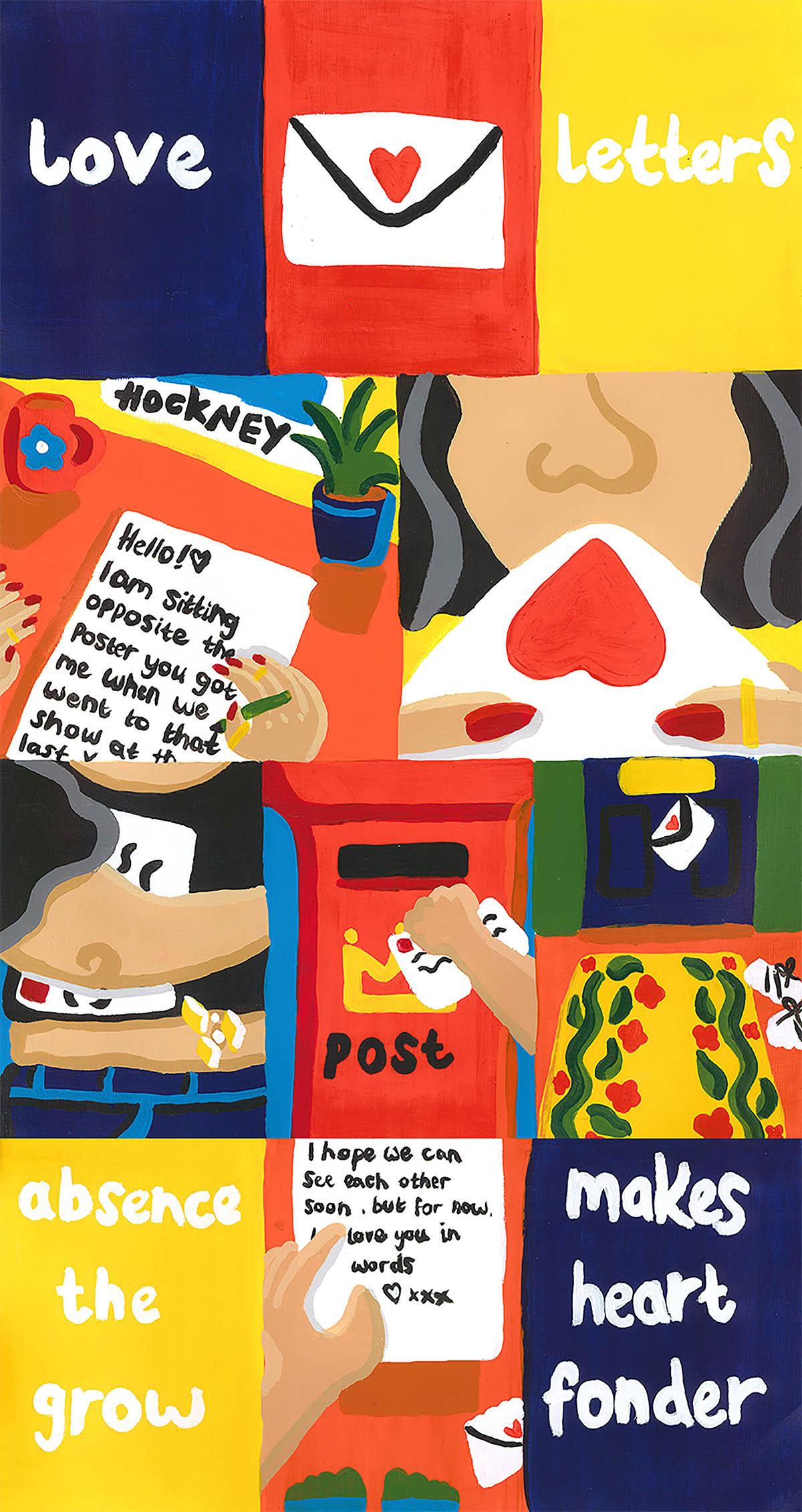 Illustrator & Maker. Rosie May