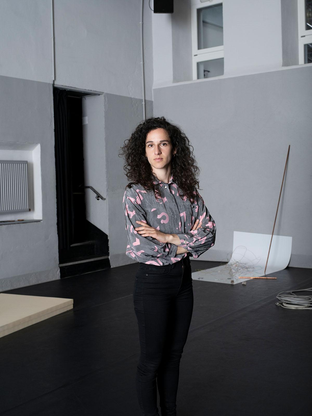 Sara Lanner, Foto: Elsa Okazaki
