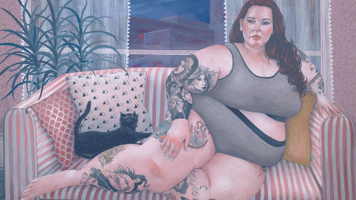 Les Nouveaux Riches Magazin – Shona McAndrew. Solo show