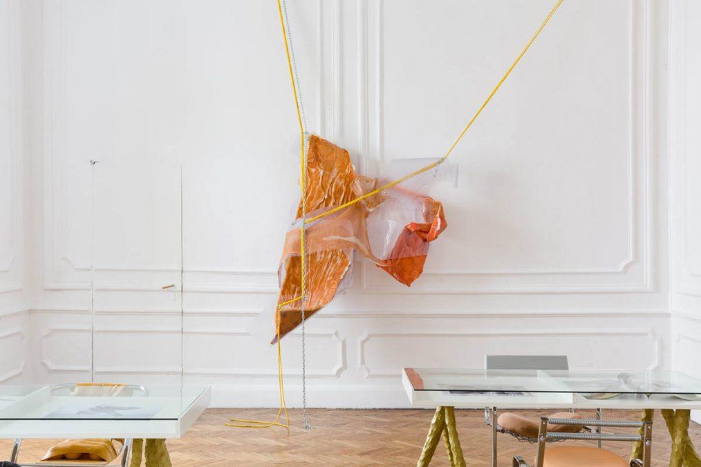Artist Talk Sophie Hirsch mit Paula Marschalek