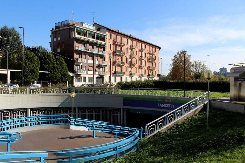 Lancetti Railway Station, 2021