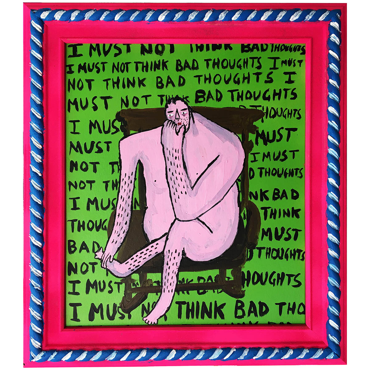 """""""I must not think bad thoughts"""""""