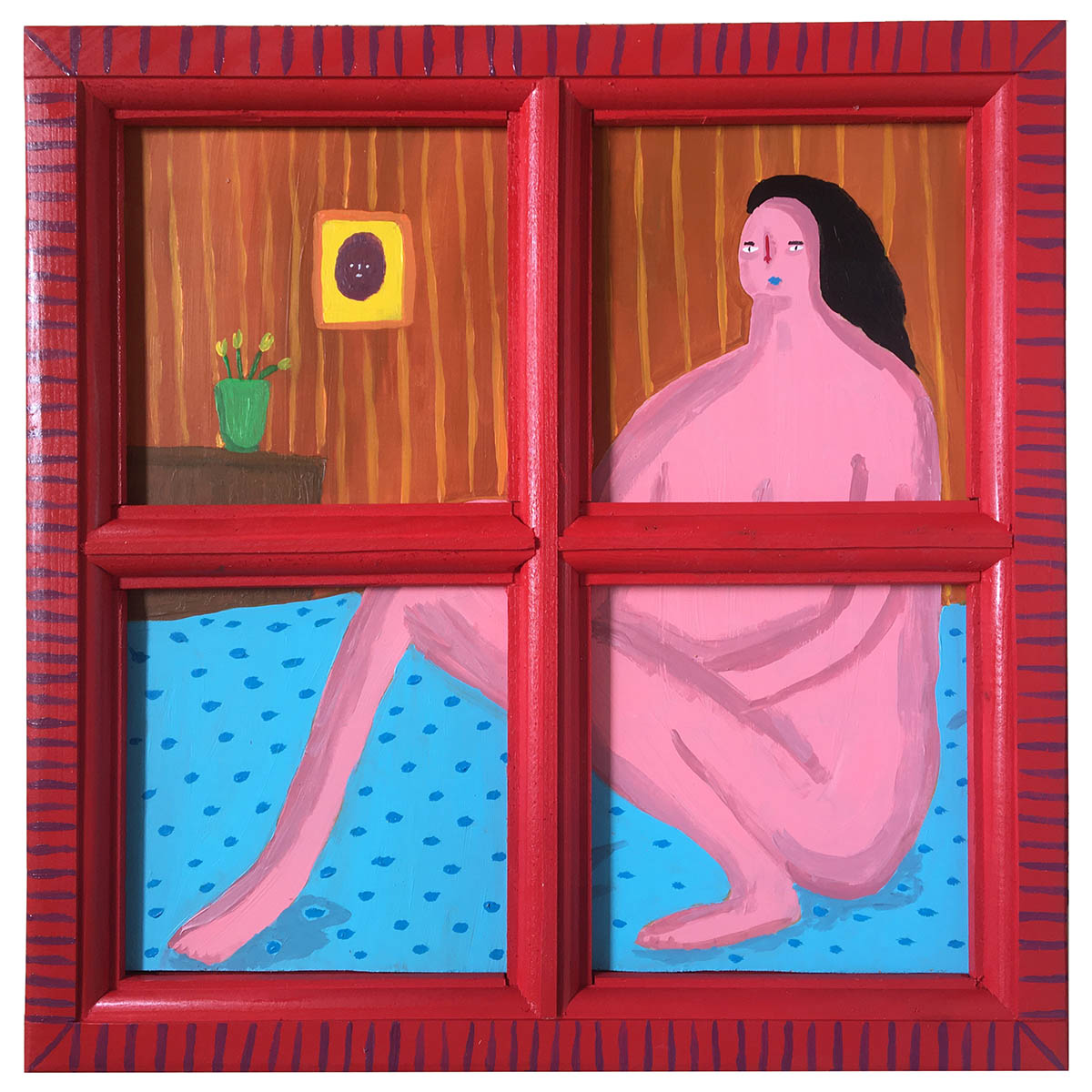 """""""Like a left open window in 1973"""""""