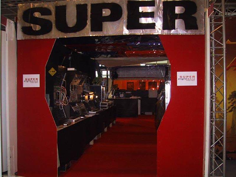 Superbooth in Frankfurter Musikmesse. Courtesy of Superbooth.