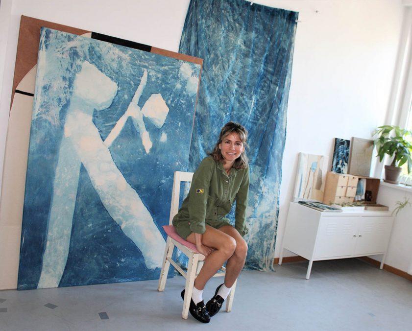 Susanna Klein. Foto: Walter Pobaschnig