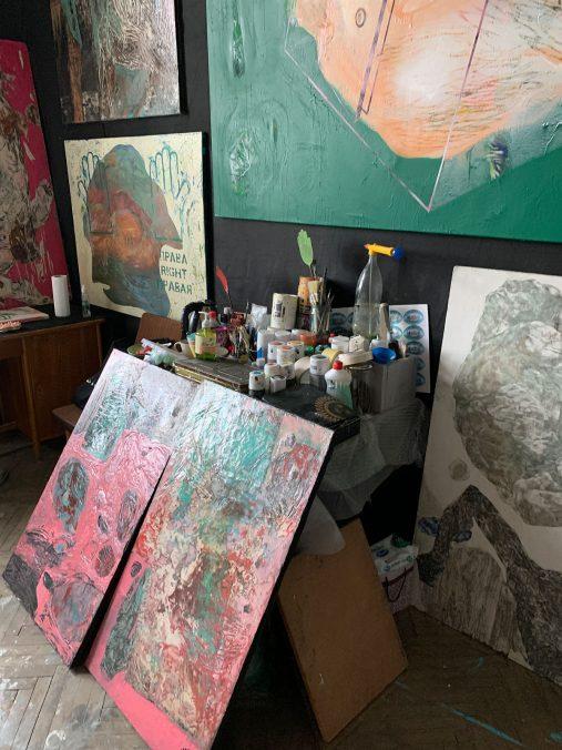 Studio. Polina Shcherbyna