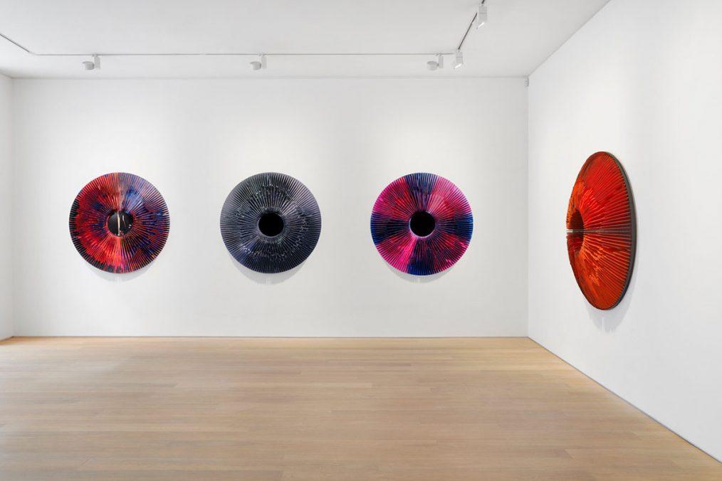 Ausstellungsansicht Simon Lee Gallery London 2020 (Simon Lee Gallery, Photograph Ben Westoby)