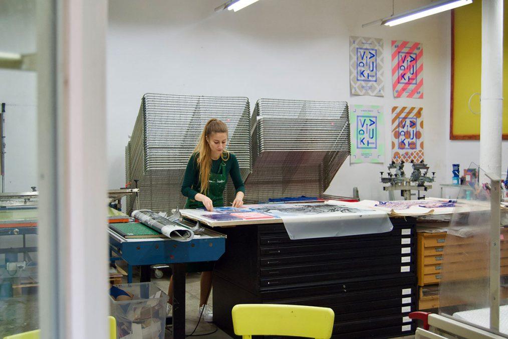 zhanina marinova viadukt screen print